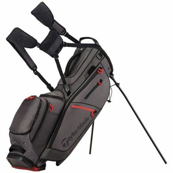 Flextech Crossover Stand Golf Bag - Gray-4037256