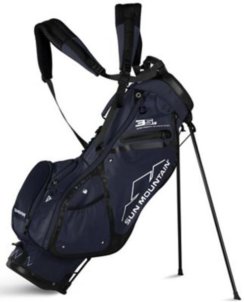 3.5 LS Golf Stand Bag - Navy-4037306