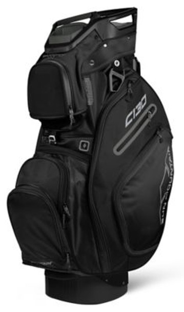 C-130 Golf Cart Bag - Black-4037308