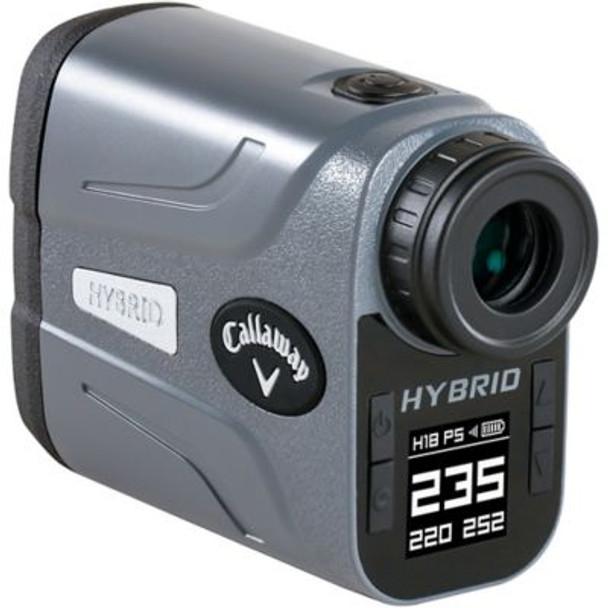 Hybrid Laser-GPS Rangefinder - Grey/Black-4037377