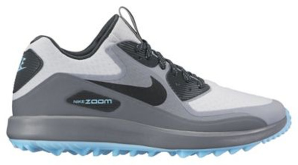 Air Zoom 90 IT Men's Golf Shoes - Pure Platinum/Anthracite/Grey-4037391