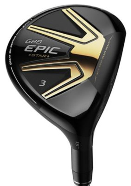 Great Big Bertha Epic Star Fairway Wood-4037419