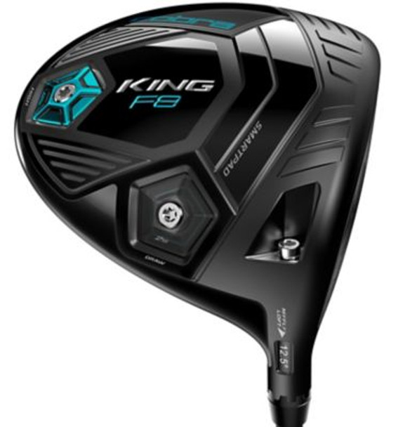King F8 Black/Blue Women's Driver-4037485