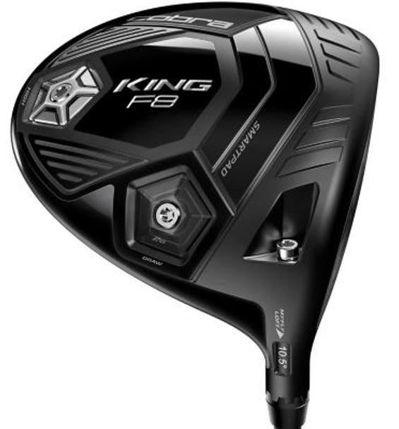 King F8 Black Driver-4037488