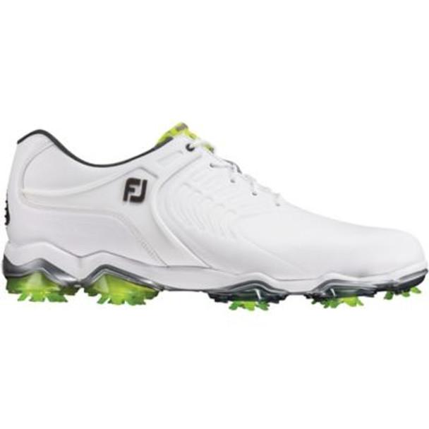 Tour-S Men's Golf Shoes - White-4037540