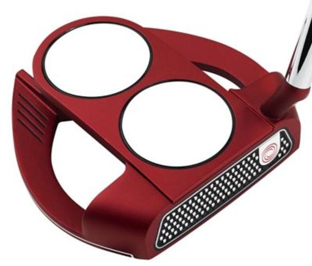 O-Works Red 2-Ball Fang S Putter - Winn Mid-4037605