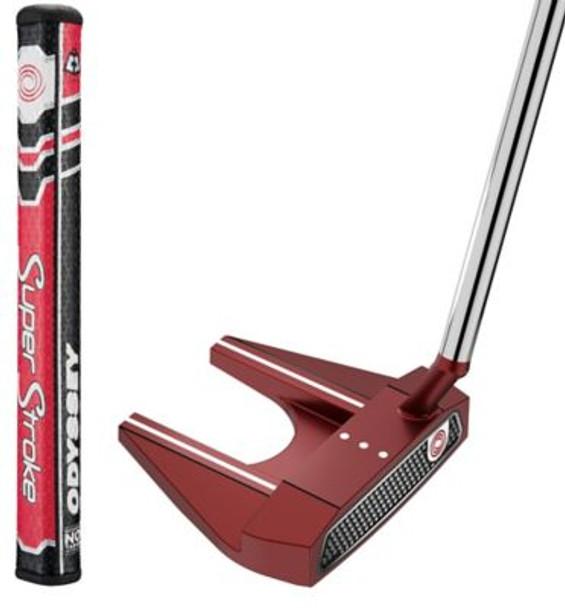 O-Works Red #7S Putter SS 2.0 Grip-4037607
