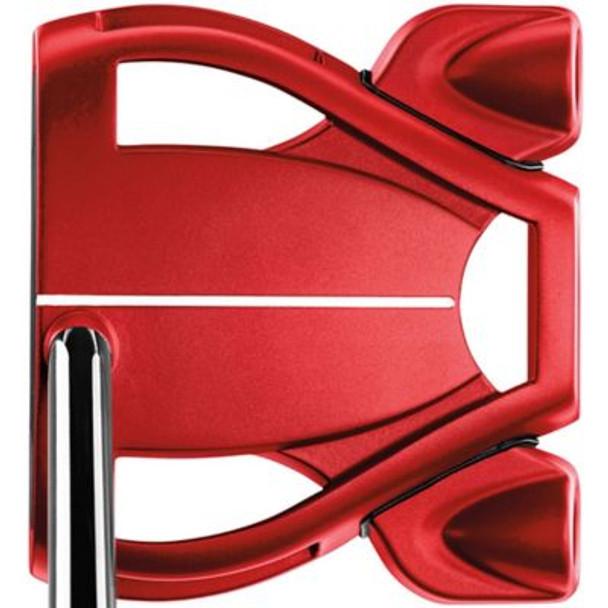 Spider Tour Red Center Shaft Lined Putter-4037690