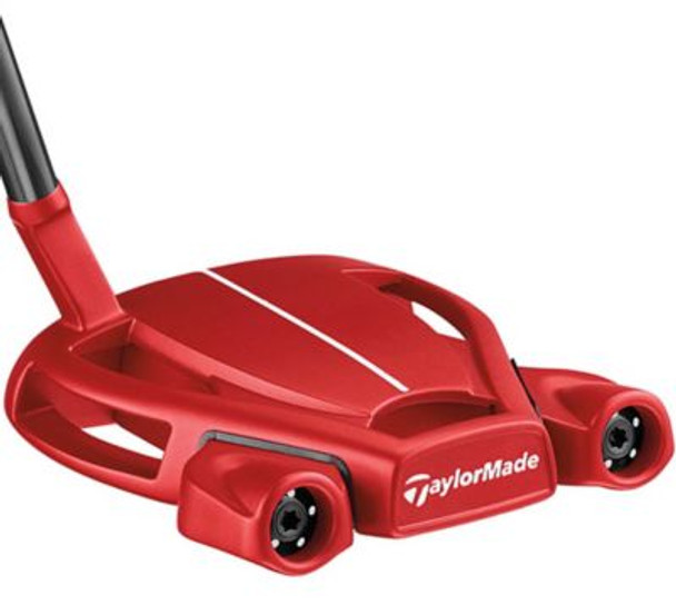 Spider Tour Red Small Slant Lined Putter-4037783