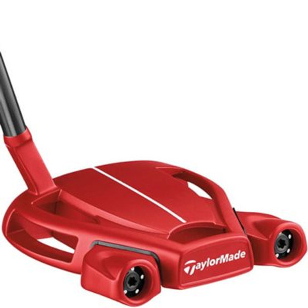 Spider Tour Red Small Slant Lined Putter-4037784