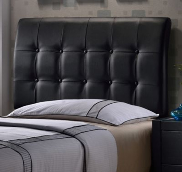 Lusso Headboard Set - Full-4053461