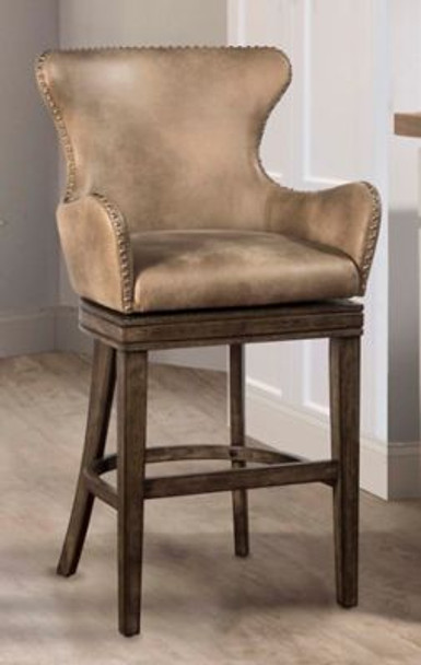 Caydena Swivel Bar Stool -4054170