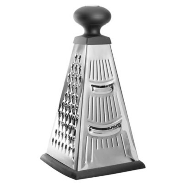 "Essentials 9"" 4-Side Pyramid Grater-4158228"