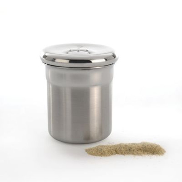 Essential Stainless Steel Pepper Pot-4158234