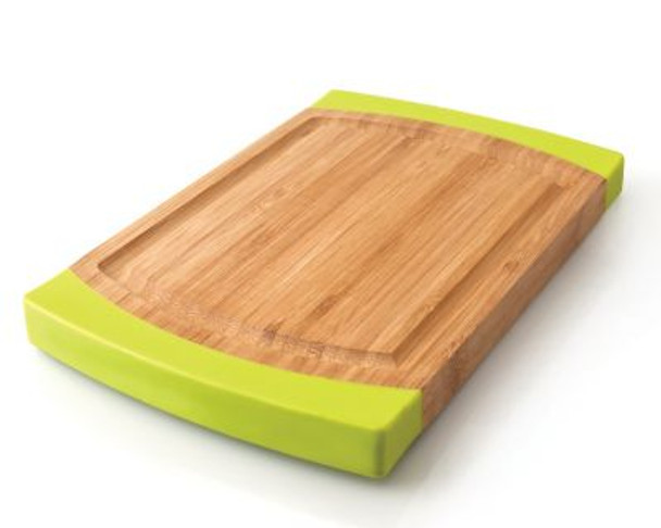 Studio Medium Rounded Bamboo Chopping Board  -4158245