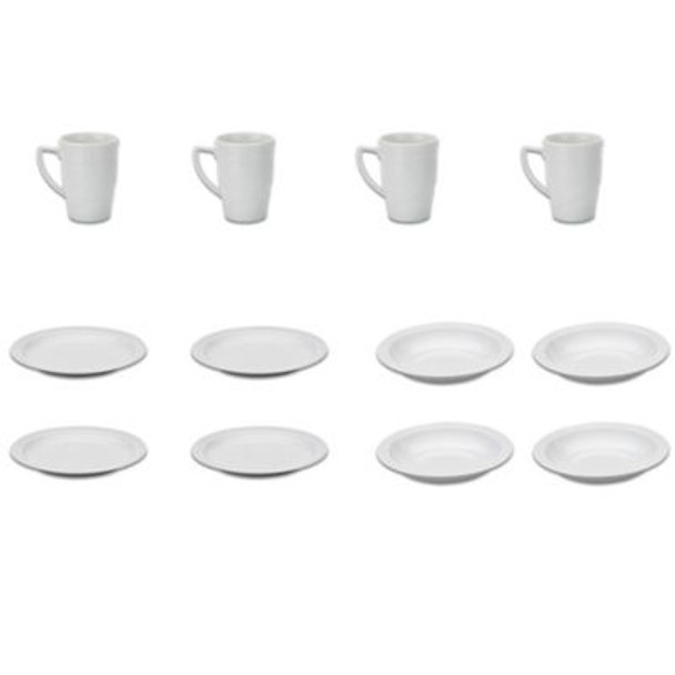 Eclipse 12-Piece Dinnerware Set-4158329