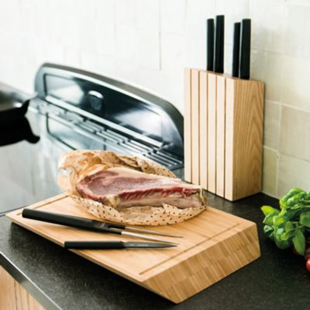 "Ron 6"" Knife Block-4158365"