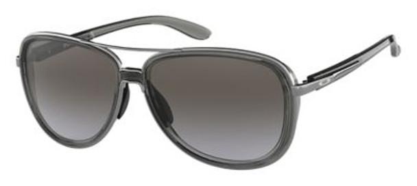 Oakley Women's Split Time Sunglasses-Onyx/Black Grey Gradient-4158412