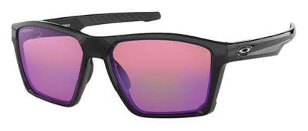 Oakley Targetline Sunglasses-Polished Black/Prizm Golf-4158425