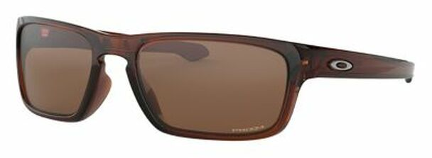 Oakley Sliver Stealth Sunglasses-Polished Rootbeer/Prizm Tungsten-4158426