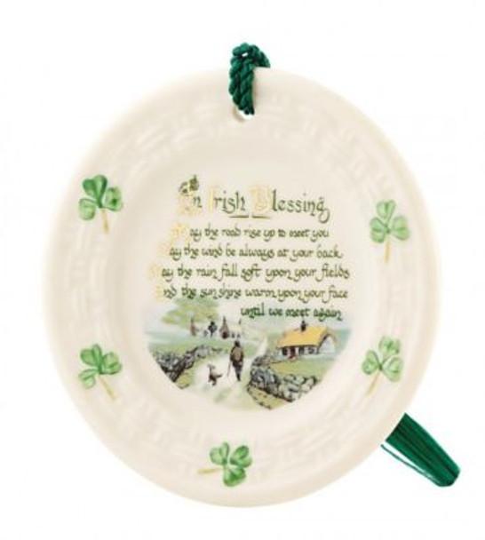 Irish Blessing Ornament-4158492