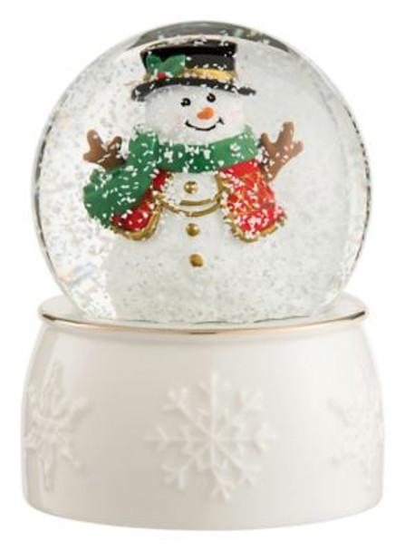 Snowman Snow Globe-4158624
