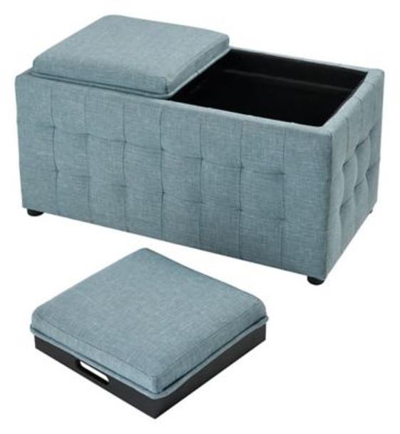 Reigel Sea Foam Linen Chair-4163463