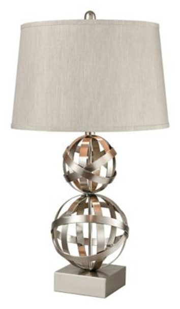 Strapped Orb Table Lamp-4163703