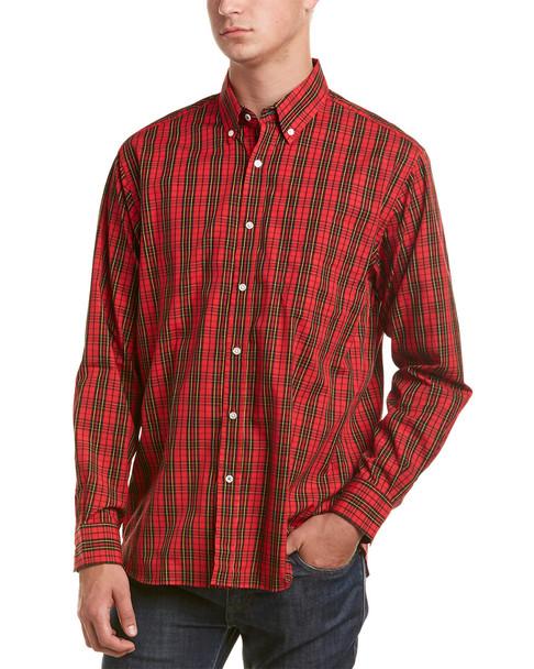 J.McLaughlin Carnegie Woven Shirt~1010384031