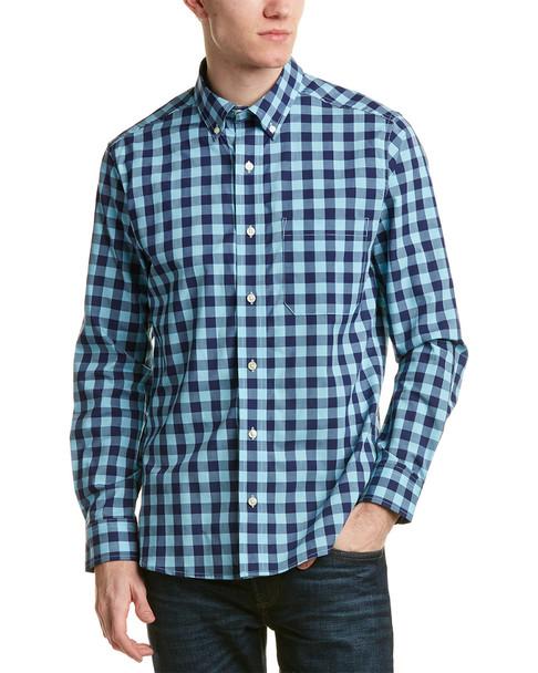 Bills Khakis Standard Issue Slim Fit Woven Shirt~1010588201