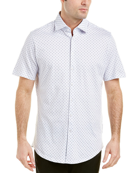 Stone Rose Woven Shirt~1010622756