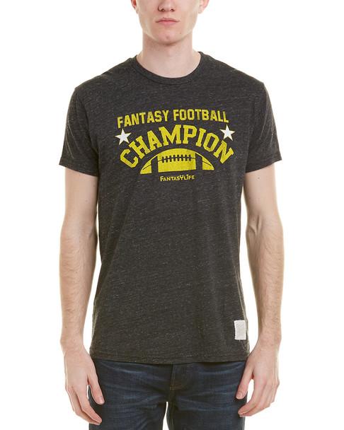 Retro Brand Fantasy Football T-Shirt~1010643676