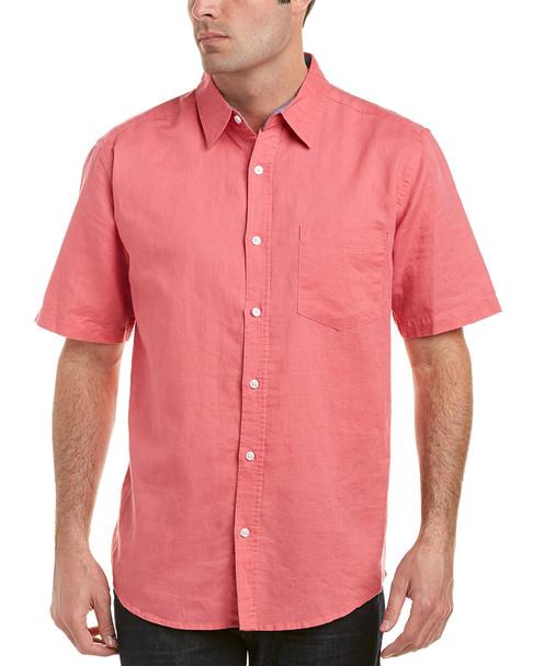 Vintage 1946 Linen-Blend Woven Shirt~1010669142