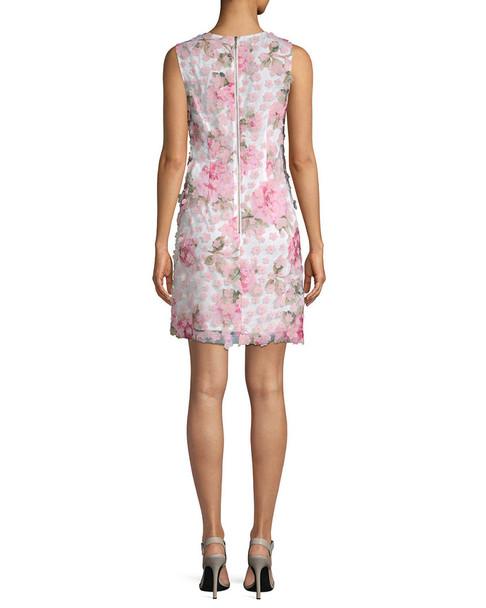 Karl Lagerfeld Floral Embellished Dress~1050791101