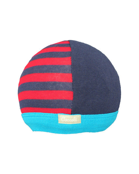 Coccoli Stripes Rib Cap~1111822936