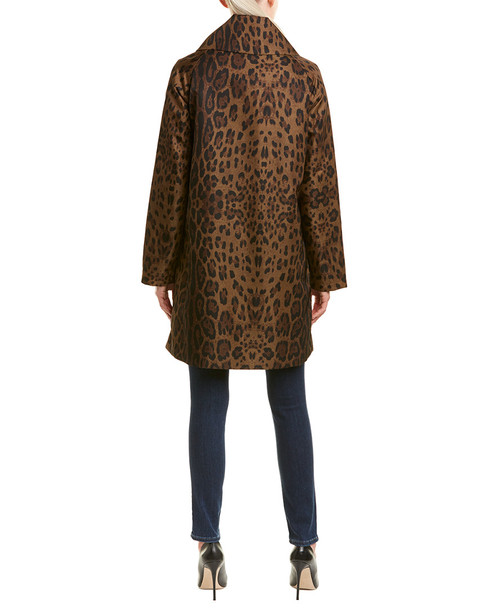 Jane Post Leopard Coat~1411740116