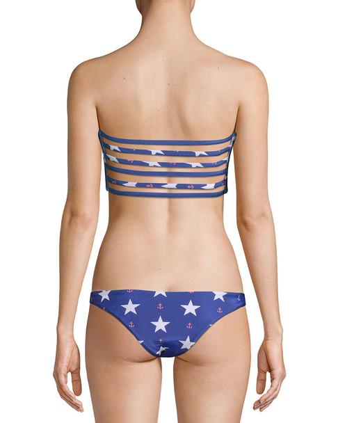 Wildfox Reversible Bandeau Bikini Top~1411823154
