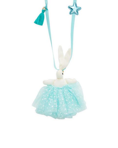 OOAHOOAH Bunny Tulle Necklace~1111824282