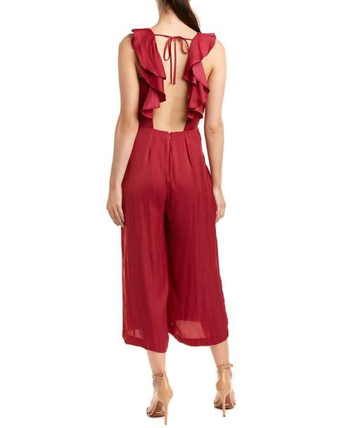 Parker Wrap Front Jumpsuit~1411024680