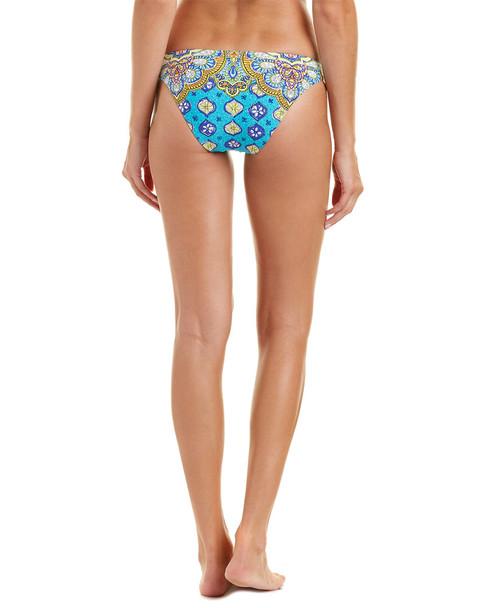 Trina Turk Corsica California Hipster Bikini Bottom~1411415462