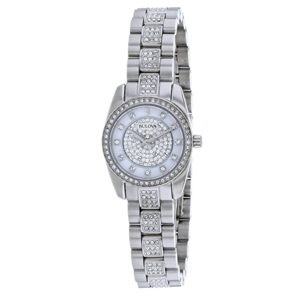 Bulova Women's Crystal~96L253
