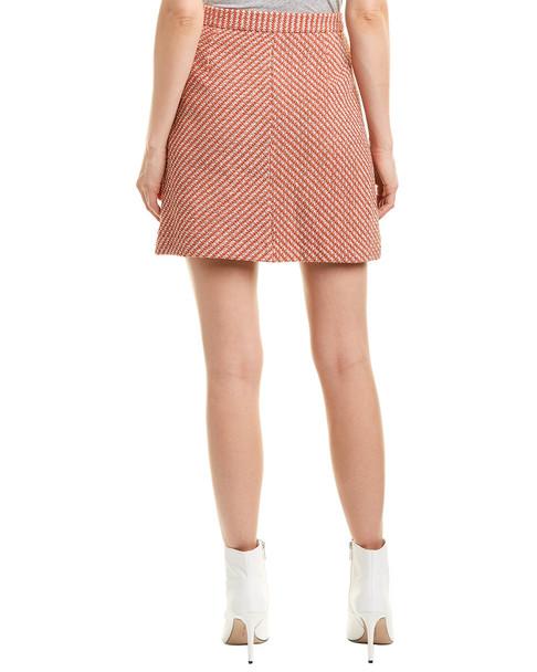 Maje Tweed Mini Skirt~1411336168