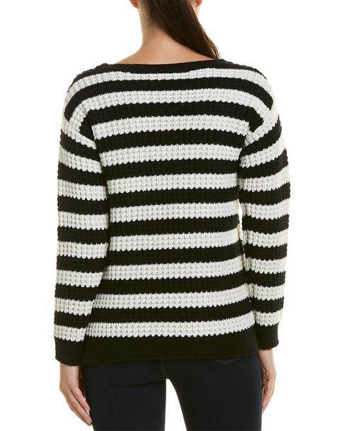 Caroline Grace Cashmere Cashmere-Blend Sweater~1411685316