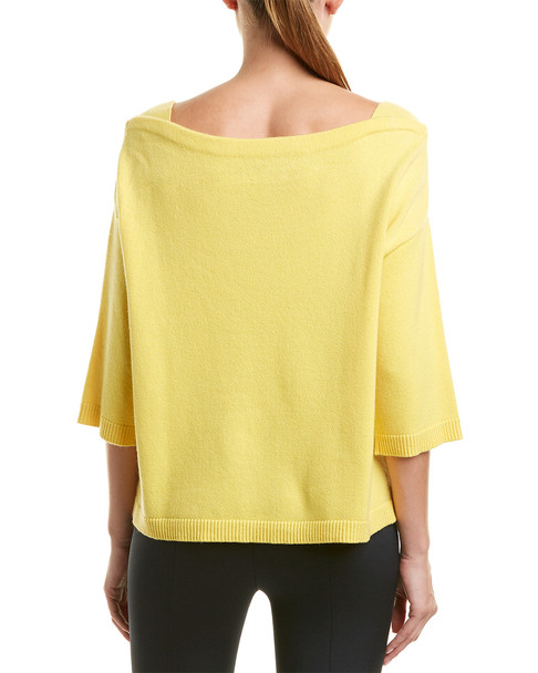 Valentino Boatneck Cashmere Sweater~1411916162