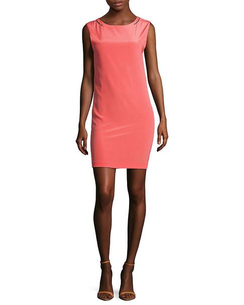 Maje Boatneck Embellished Dress~1452901190