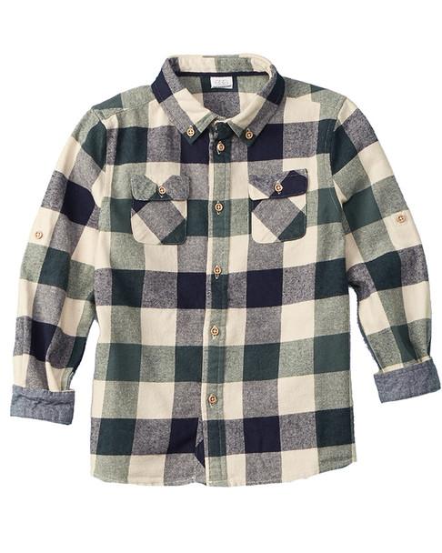 Egg Tyler Woven Shirt~1511662107