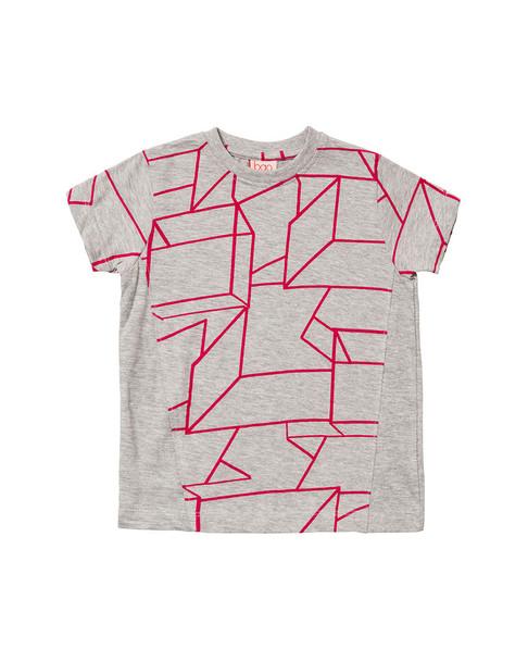 Baobab Geometric Panel T-Shirt~1511775549