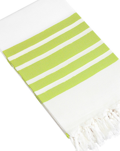 Herringbone Weave Pestemal Beach Towel~3030819547