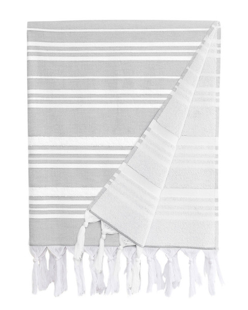 Linum Home Textiles Ephesus Stripy Pestemal Towel~3030874201