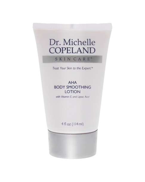 Dr. Michelle Copeland 4oz AHA Body Smoothing Lotion~4120895838